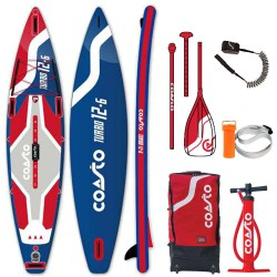 SUP Coasto Turbo 12.6