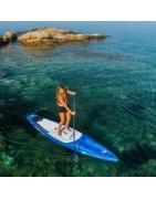 Vente de paddle, kayaks et autres matériels pour les loisirs nautiques